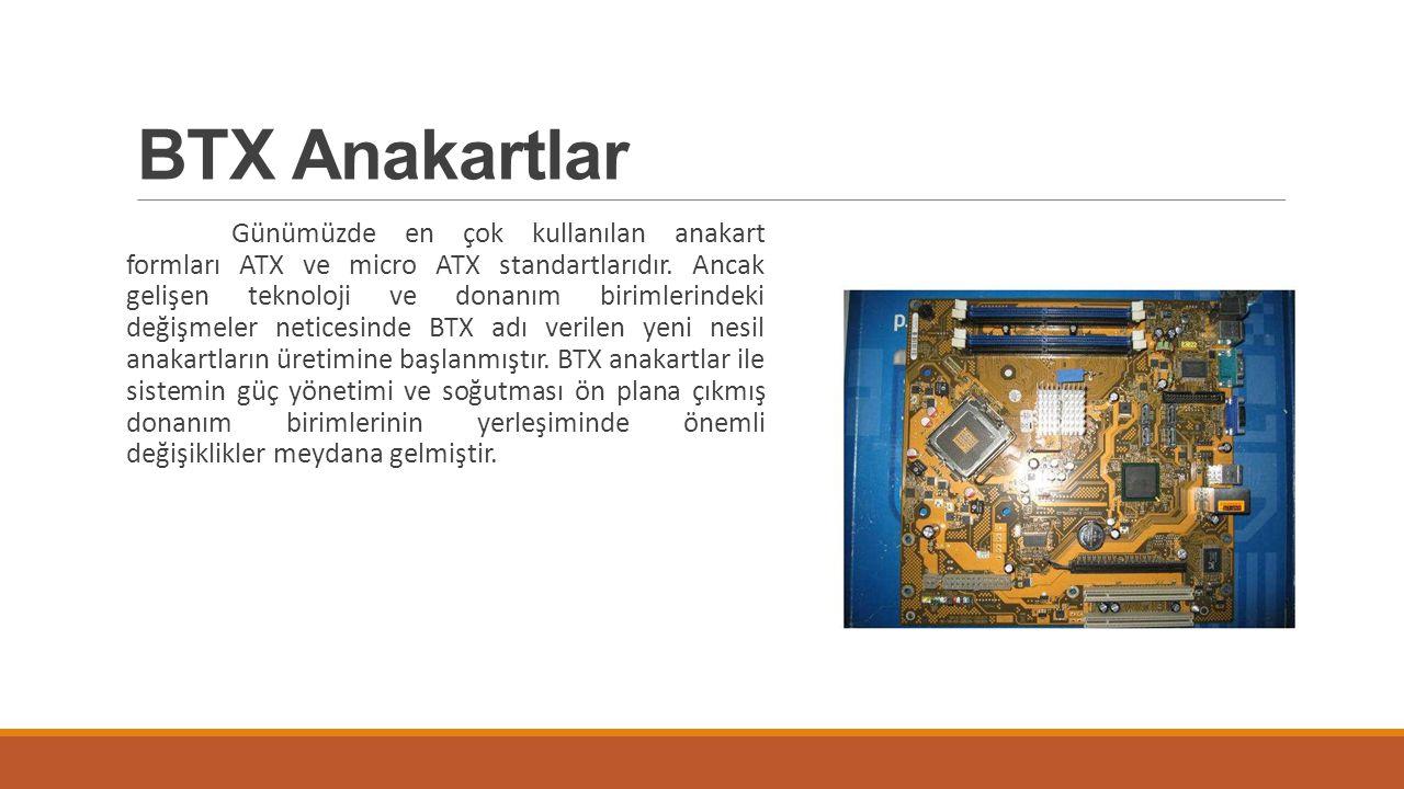 BTX Anakartlar