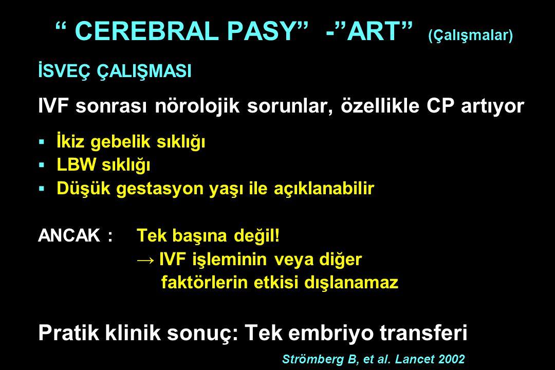 CEREBRAL PASY - ART (Çalışmalar)