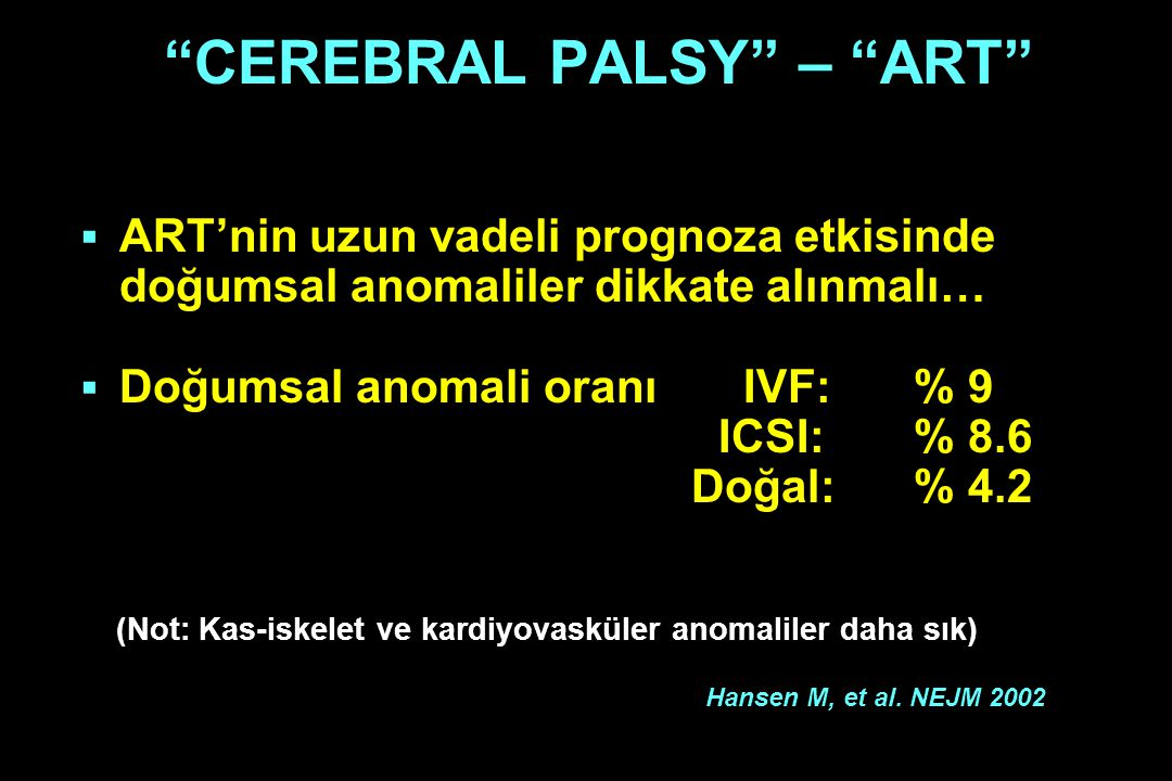 CEREBRAL PALSY – ART