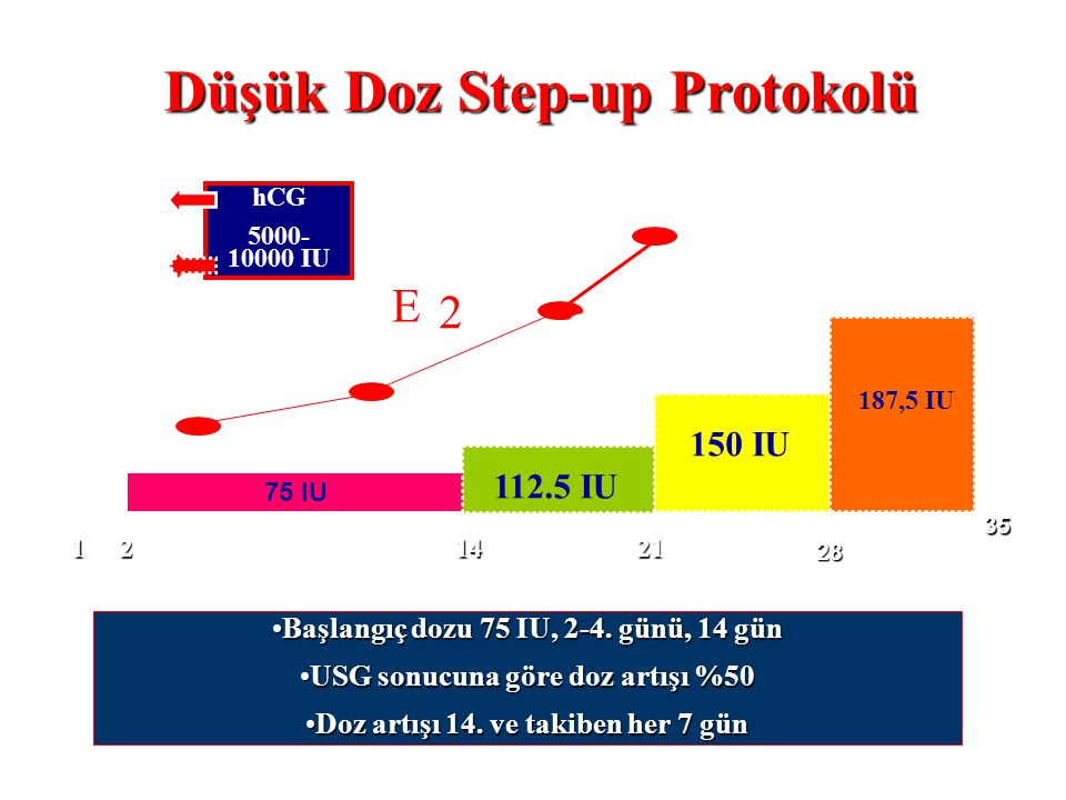 Düşük Doz Step-up Protokolü