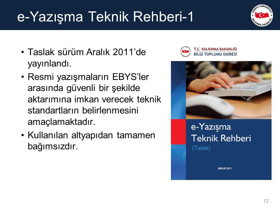 e-Yazışma Teknik Rehberi-1