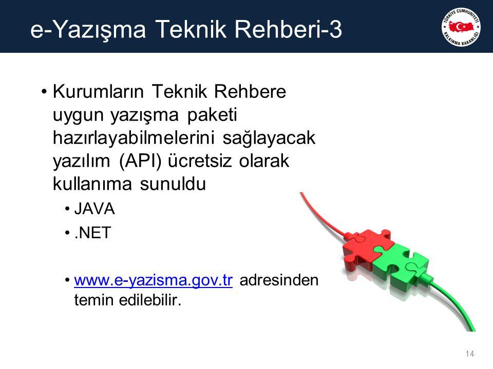 e-Yazışma Teknik Rehberi-3