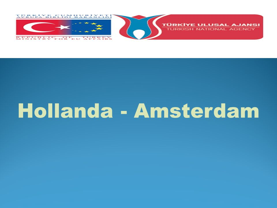 Hollanda - Amsterdam