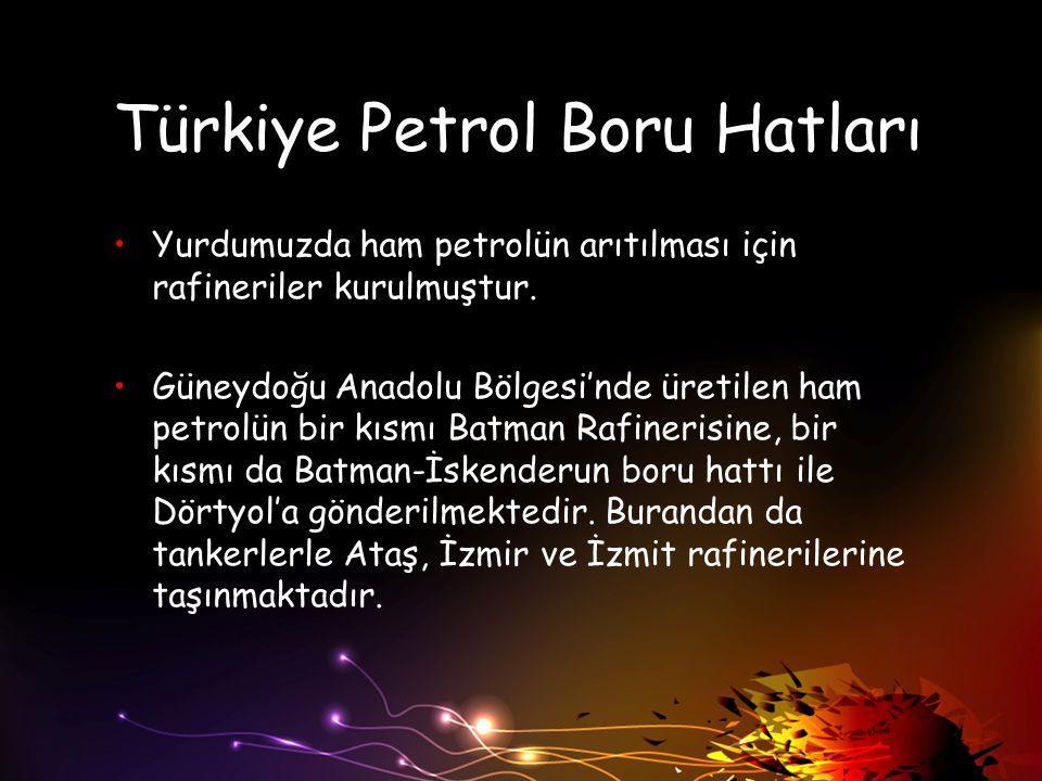 Türkiye Petrol Boru Hatları