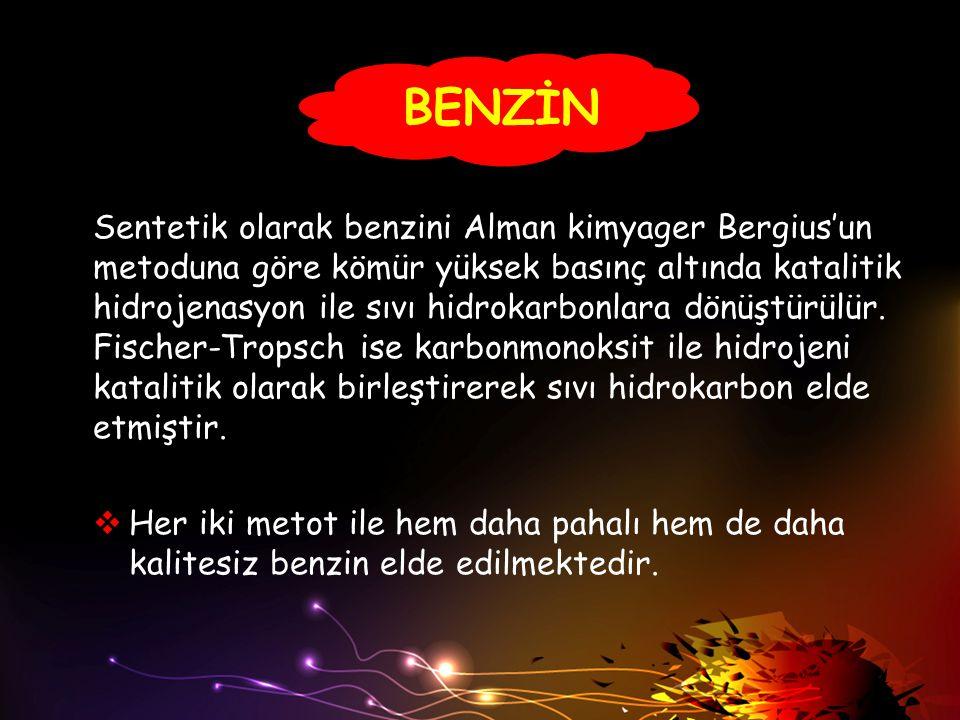 BENZİN