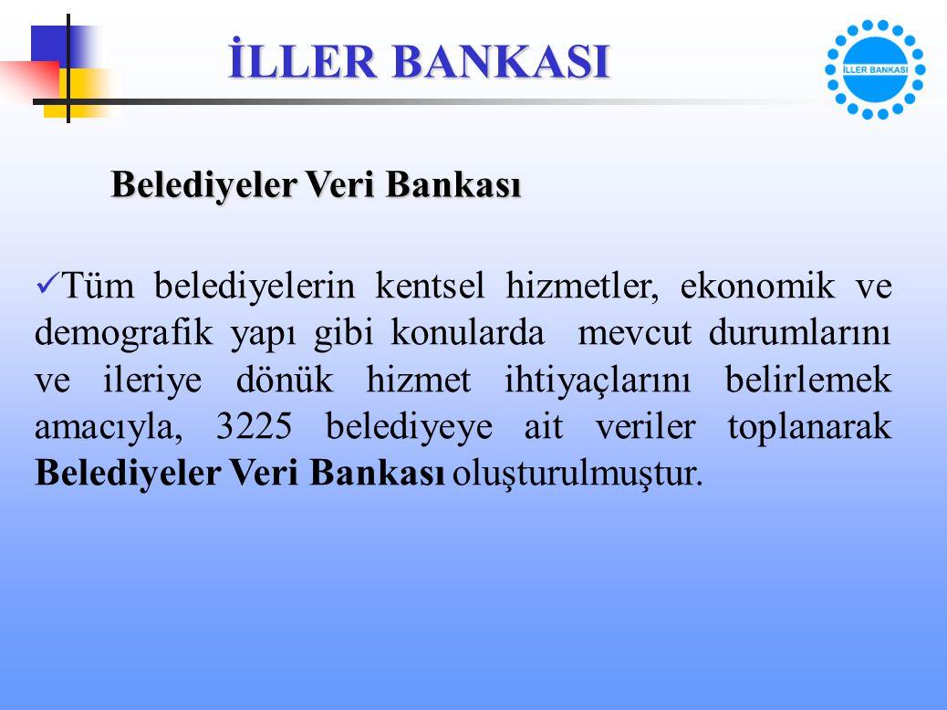 Belediyeler Veri Bankası