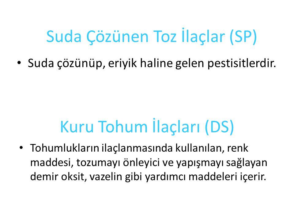 Kuru Tohum İlaçları (DS)