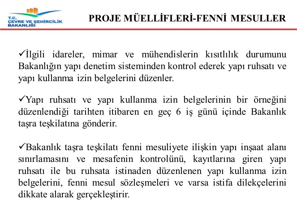 PROJE MÜELLİFLERİ-FENNİ MESULLER