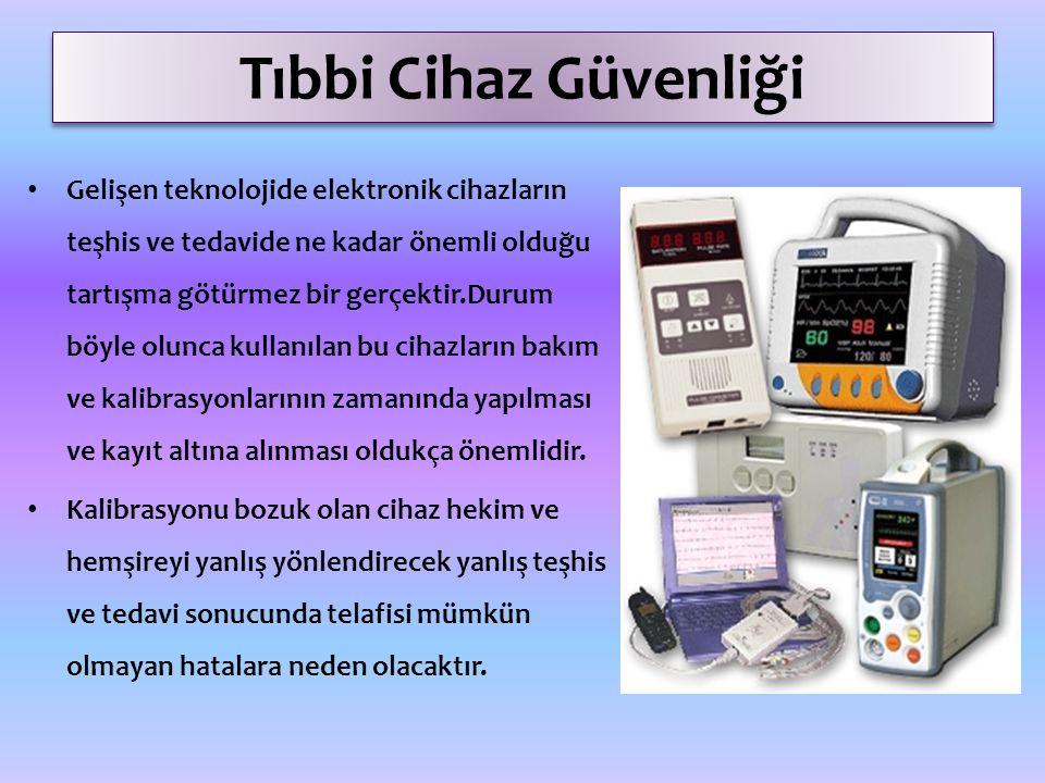 Tıbbi Cihaz Güvenliği