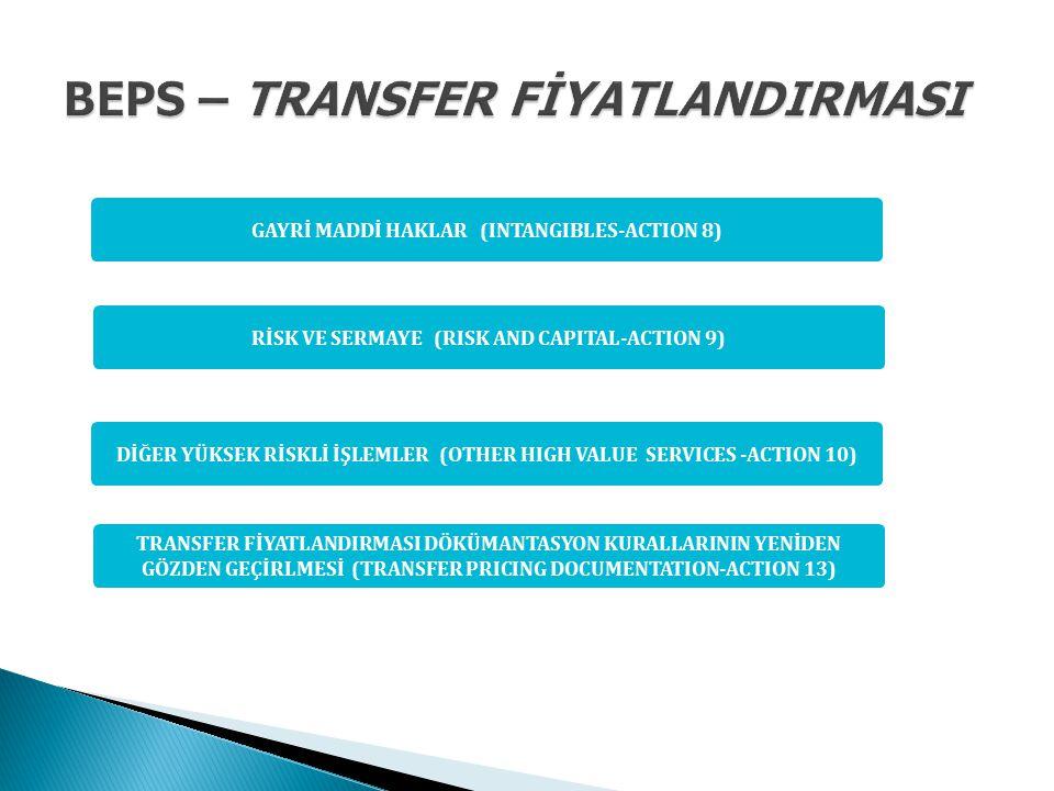 BEPS – TRANSFER FİYATLANDIRMASI