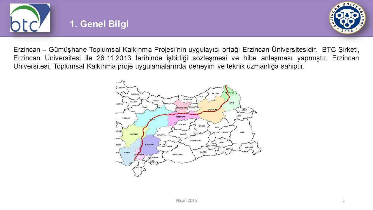 1. Genel Bilgi