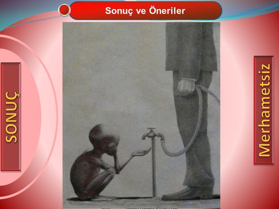 Sonuç ve Öneriler Merhametsiz SONUÇ http://www.ahmeteminbaysal.com