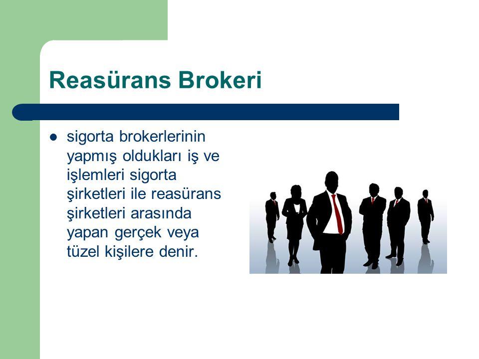Reasürans Brokeri