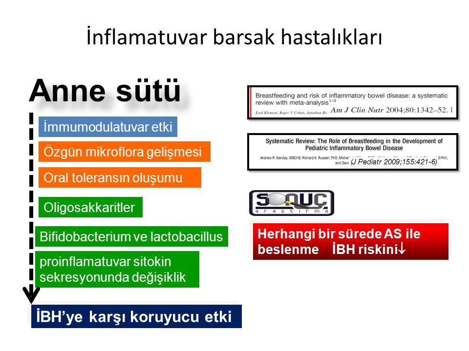 İnflamatuvar barsak hastalıkları