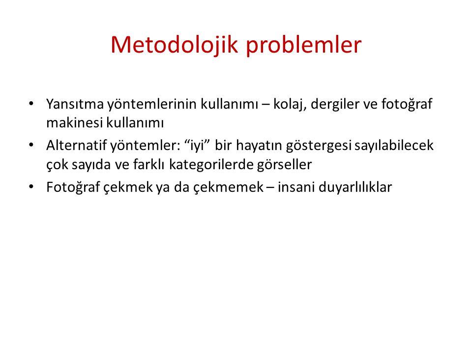 Metodolojik problemler