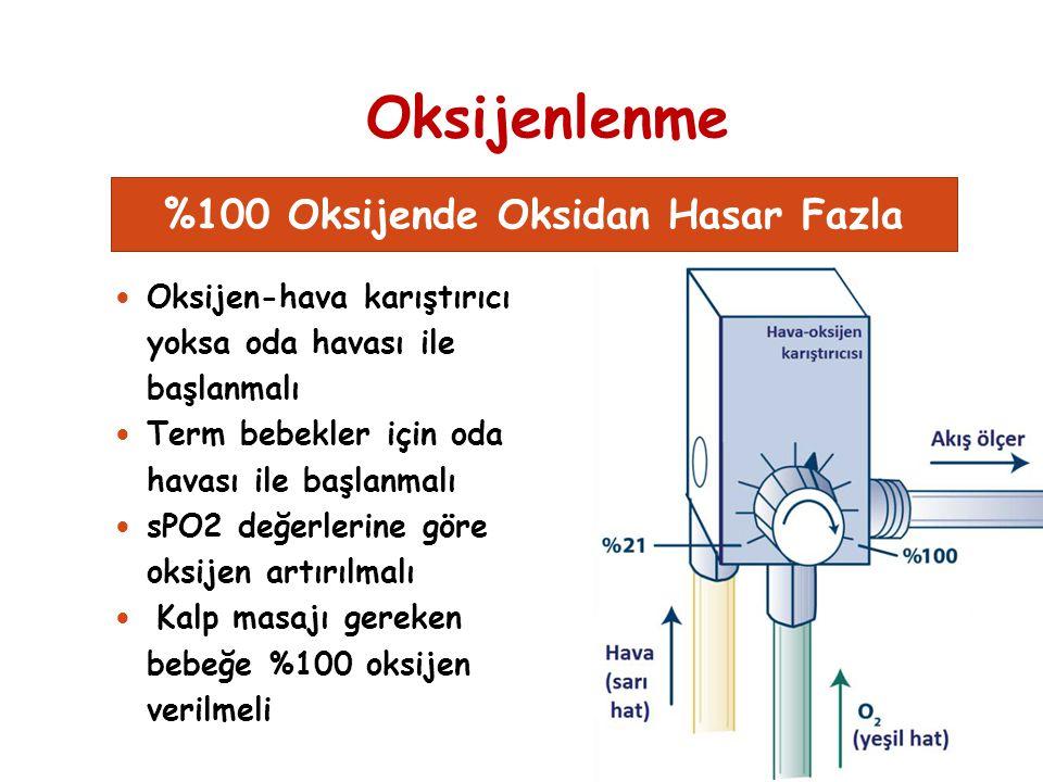%100 Oksijende Oksidan Hasar Fazla