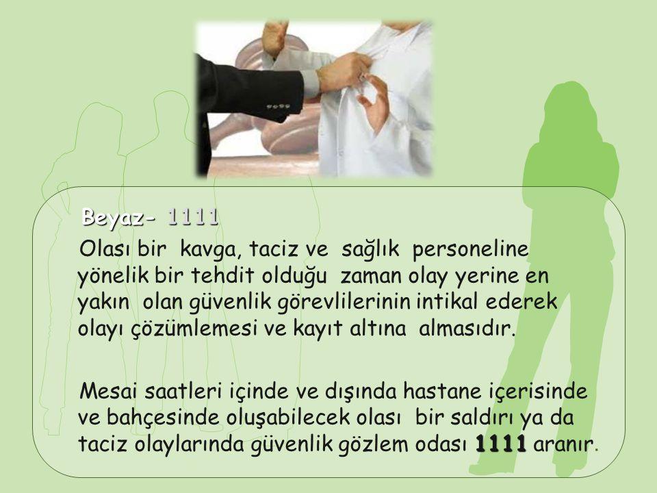 Beyaz- 1111