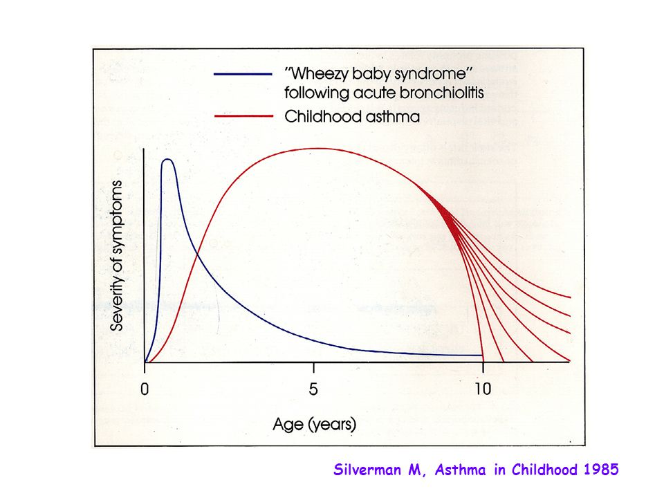 Silverman M, Asthma in Childhood 1985