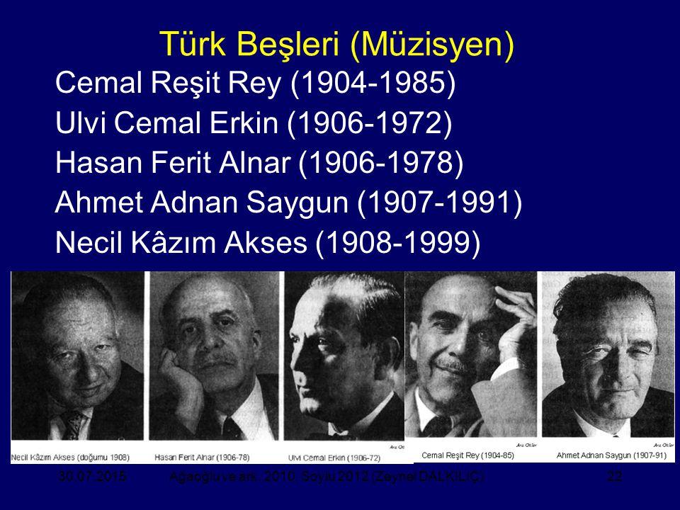 Türk Beşleri (Müzisyen)