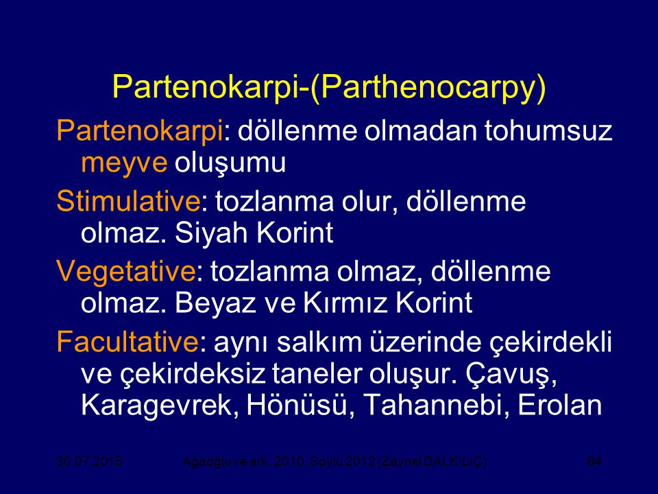 Partenokarpi-(Parthenocarpy)