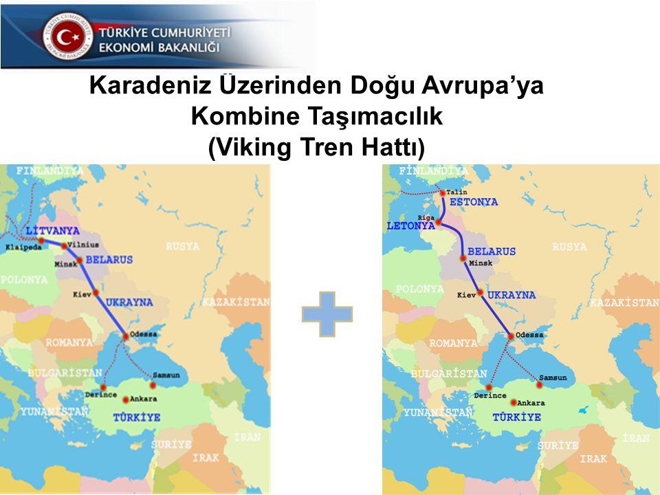 Karadeniz Üzerinden Doğu Avrupa'ya