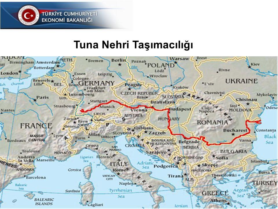 Tuna Nehri Taşımacılığı