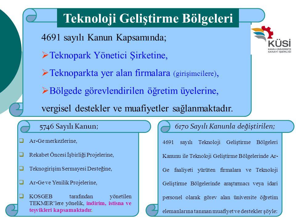 Teknoloji Geliştirme Bölgeleri
