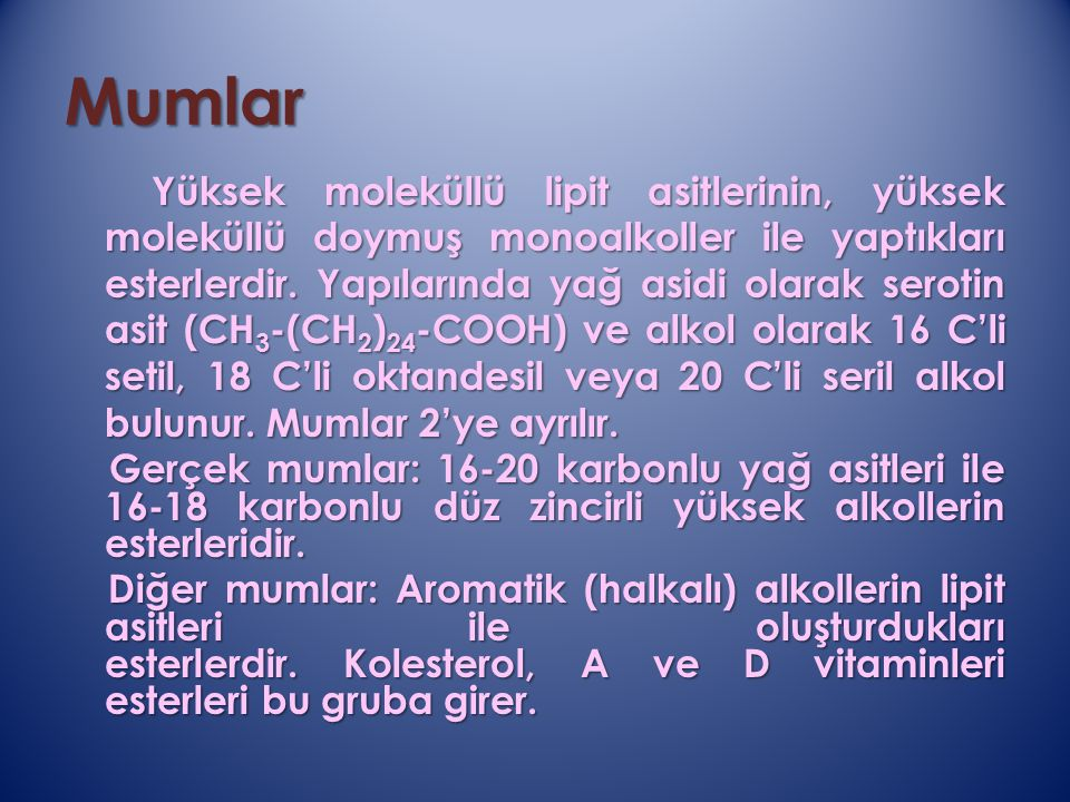 Mumlar