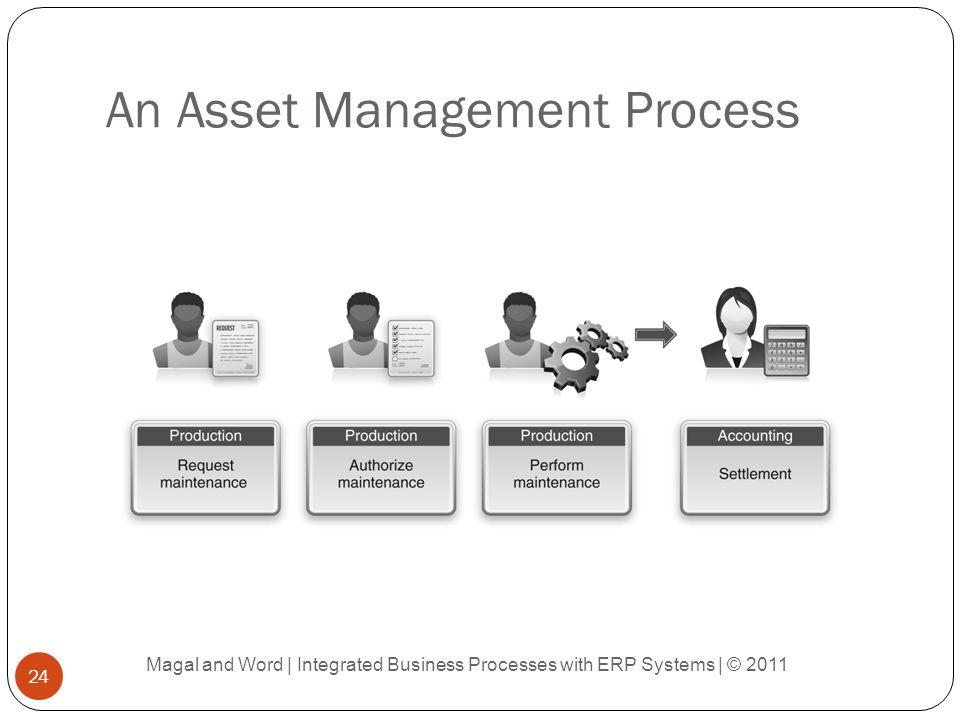 An Asset Management Process