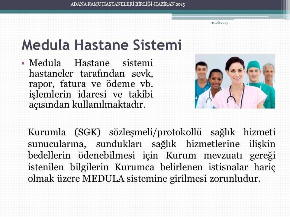 Medula Hastane Sistemi