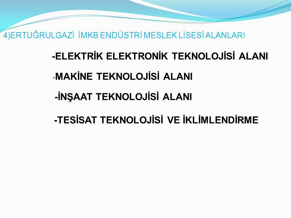 -TESİSAT TEKNOLOJİSİ VE İKLİMLENDİRME