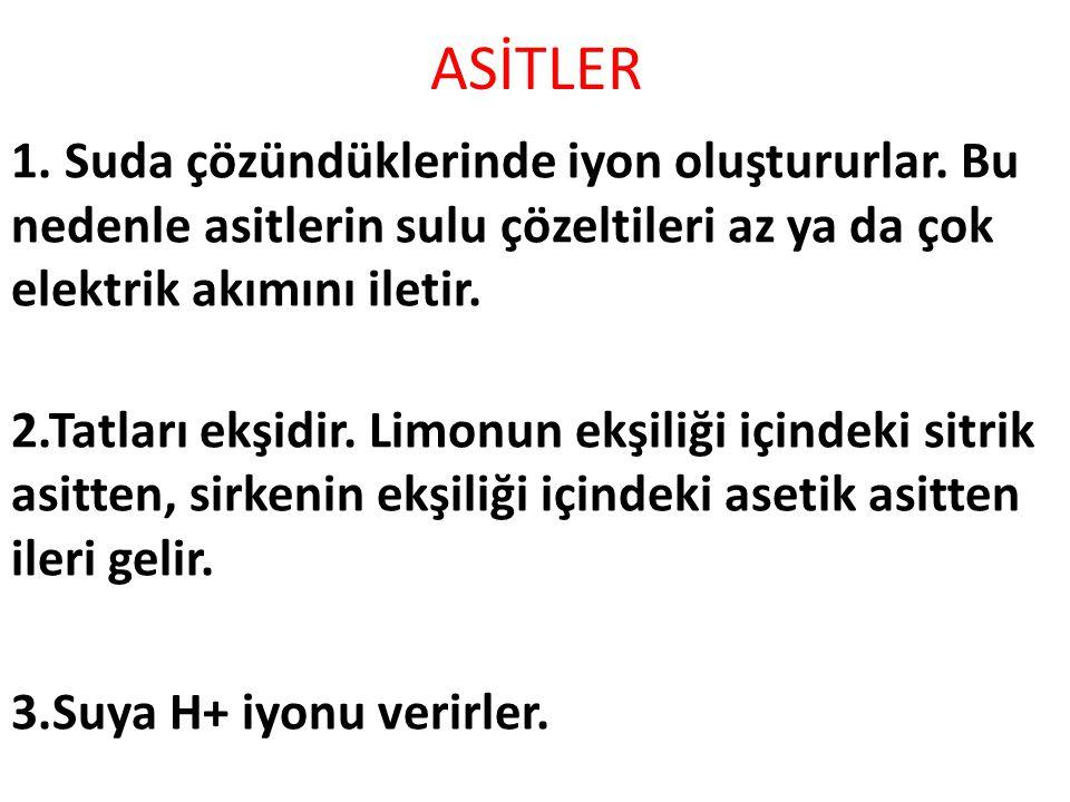 ASİTLER