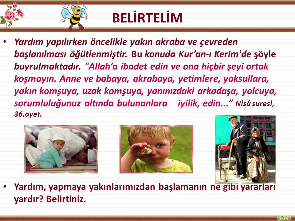BELİRTELİM