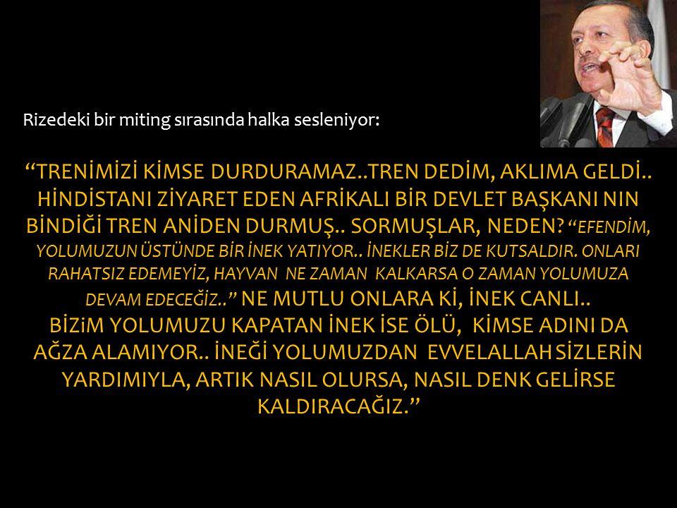 TRENİMİZİ KİMSE DURDURAMAZ..TREN DEDİM, AKLIMA GELDİ..