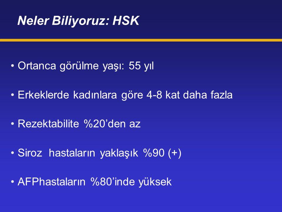 Neler Biliyoruz: HSK Ortanca görülme yaşı: 55 yıl