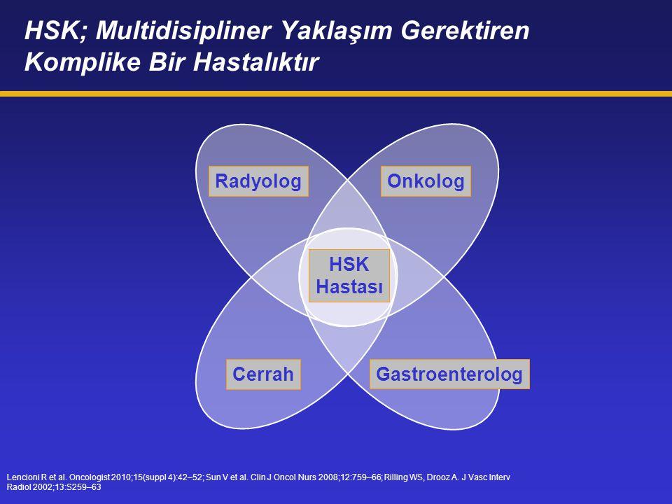 HSK; Multidisipliner Yaklaşım Gerektiren Komplike Bir Hastalıktır