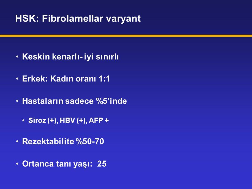 HSK: Fibrolamellar varyant