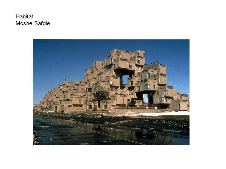 Habitat Moshe Safdie