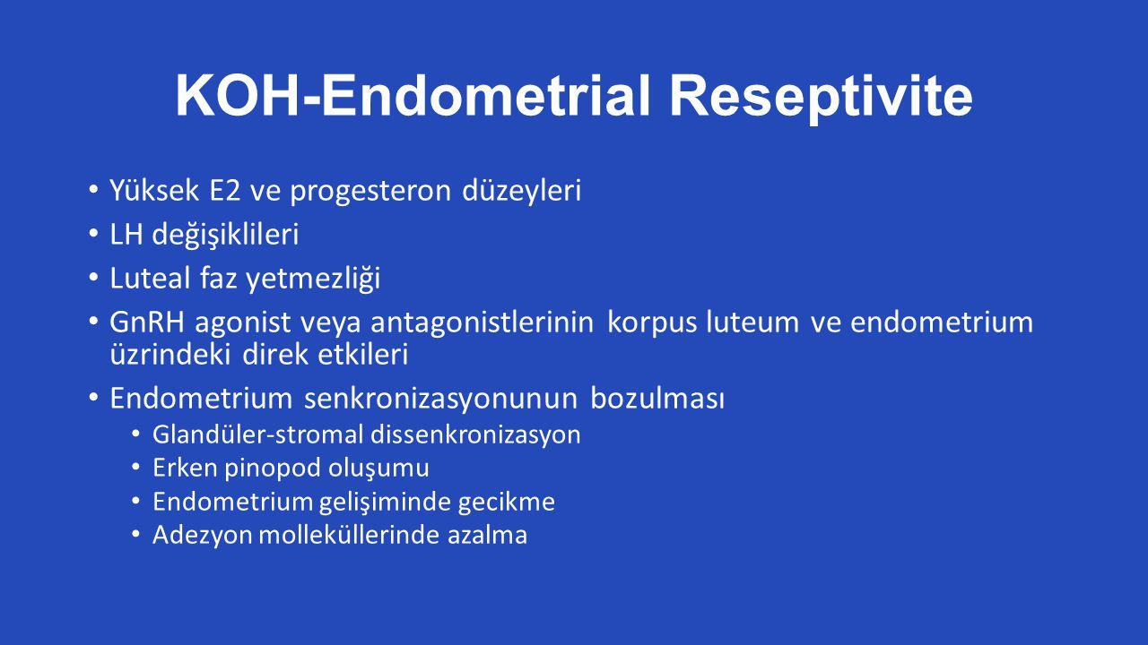 KOH-Endometrial Reseptivite