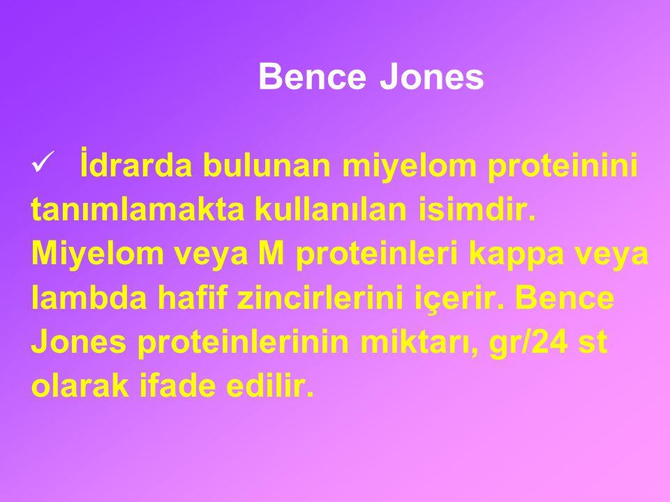 Bence Jones