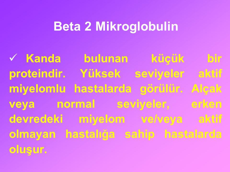 Beta 2 Mikroglobulin