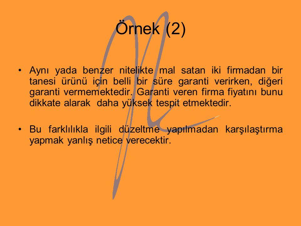 Örnek (2)