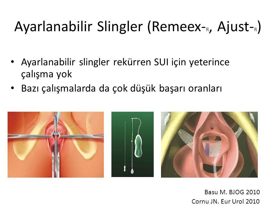 Ayarlanabilir Slingler (Remeex-R, Ajust-R)