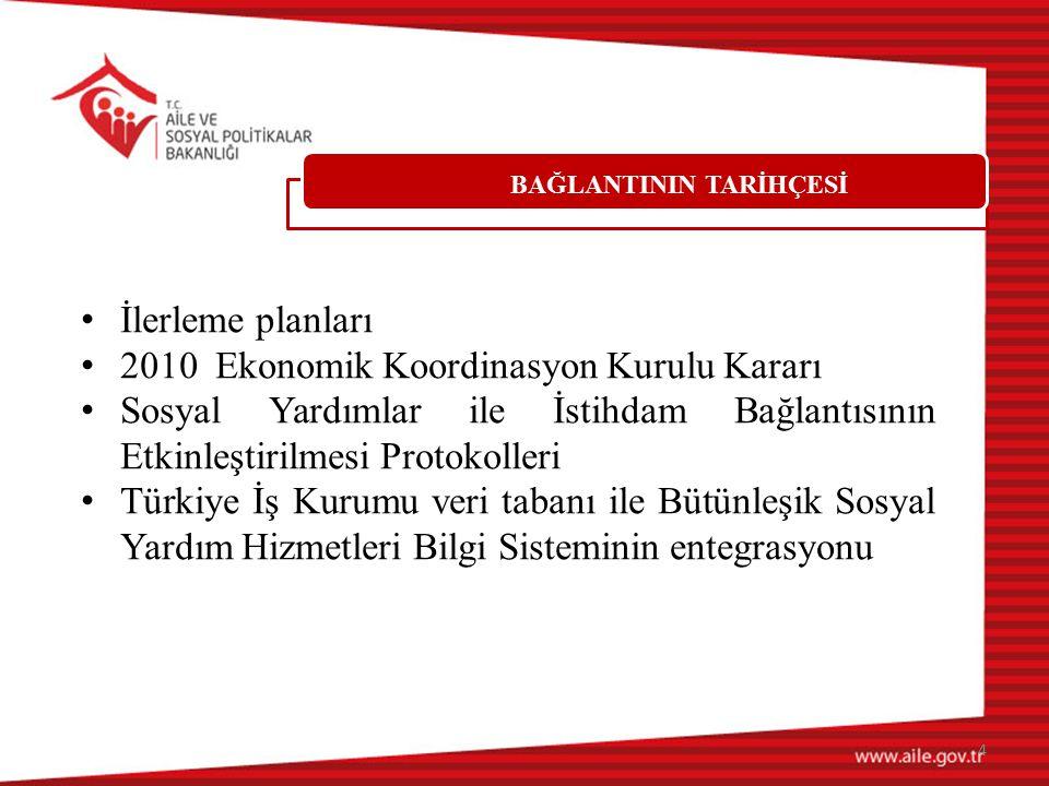 2010 Ekonomik Koordinasyon Kurulu Kararı