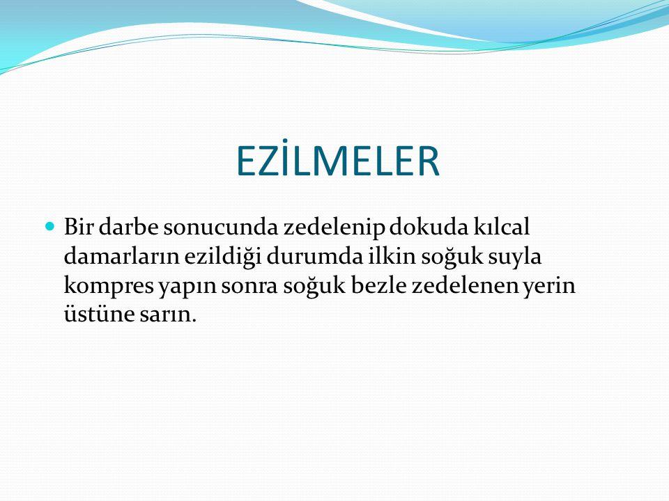 EZİLMELER
