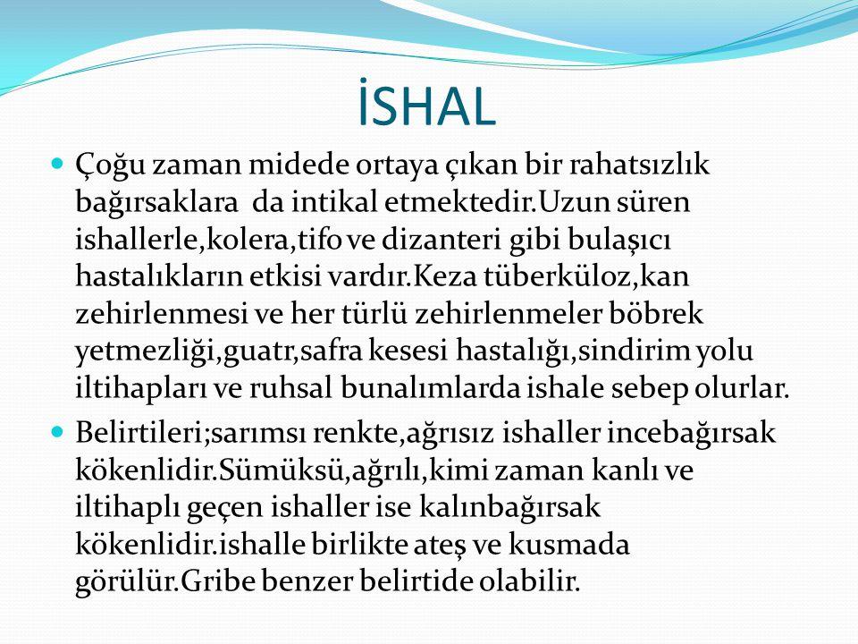 İSHAL