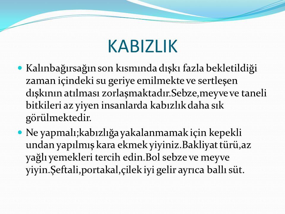 KABIZLIK