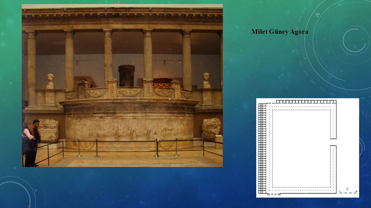 Milet Güney Agora