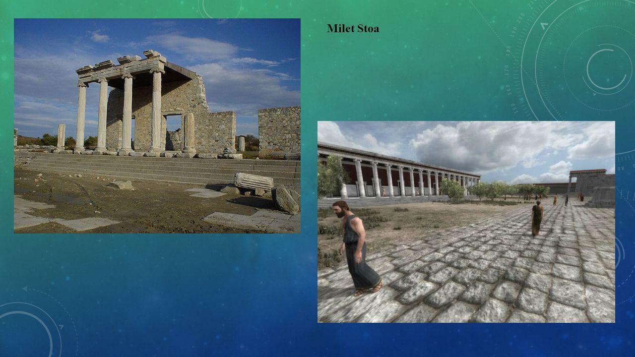 Milet Stoa