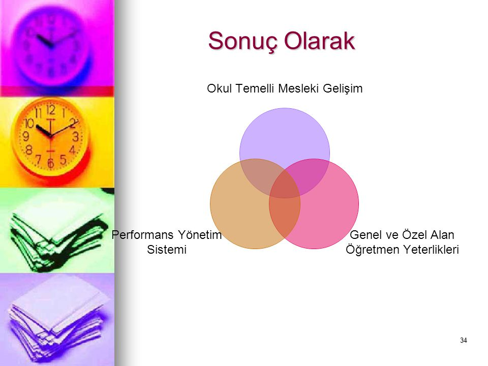 Sonuç Olarak